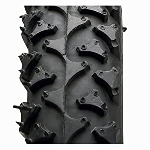 Btwin - TYRE 16 |24 - BLACK