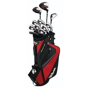 Buy Mens Wilson Golf Profile HL Long Set by Wilson