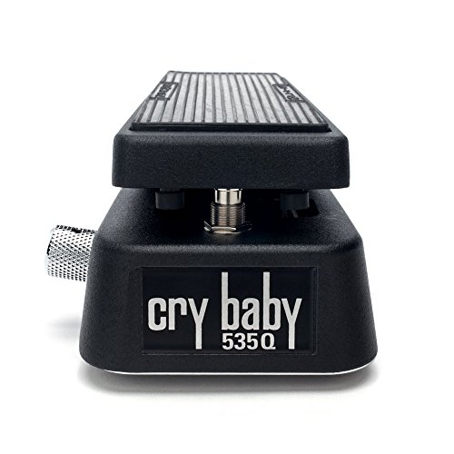 Dunlop 535q Cry Baby 174 Multi Wah Black Import It All