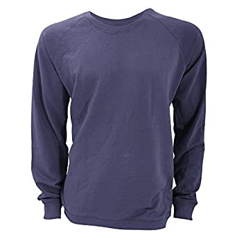 B&C Paradise Reef - Sweatshirt - Homme (S) (Bleu profond)