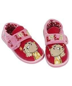Amazon.com: Charlie & Lola Girls Slipper Soft Warm Winter