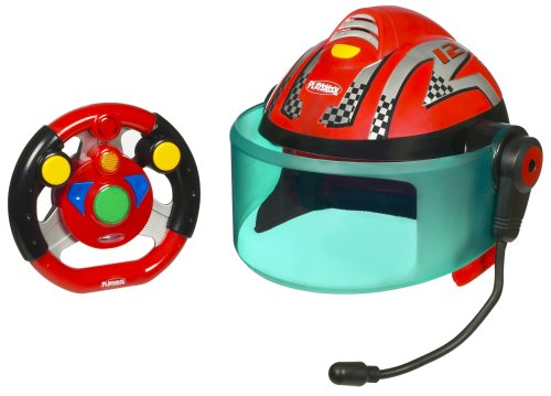 Playskool Helmet Heroes Race Car Driver Instructions