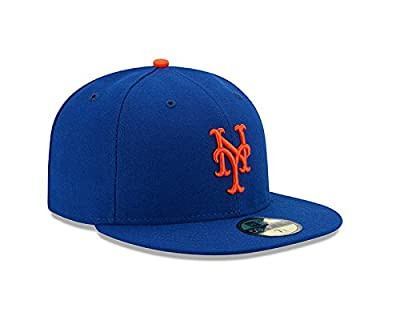 MLB New York Mets Adult World Series AC On Field 59Fifty Cap