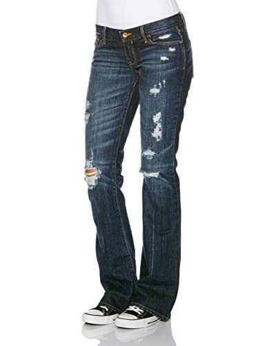 Abercrombie & Fitch Jeans Madison Flare [Blu Scuro]
