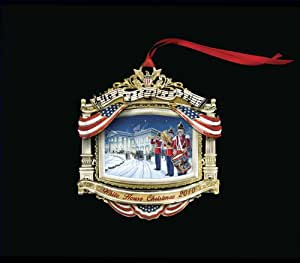 2010 White House Annual Christmas Ornament - William Mckinley