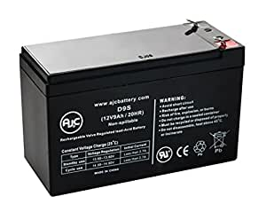 CyberPower Intelligent LCD CP1500AVRLCD 12V 9Ah UPS Battery - This is an AJC Brand® Replacement
