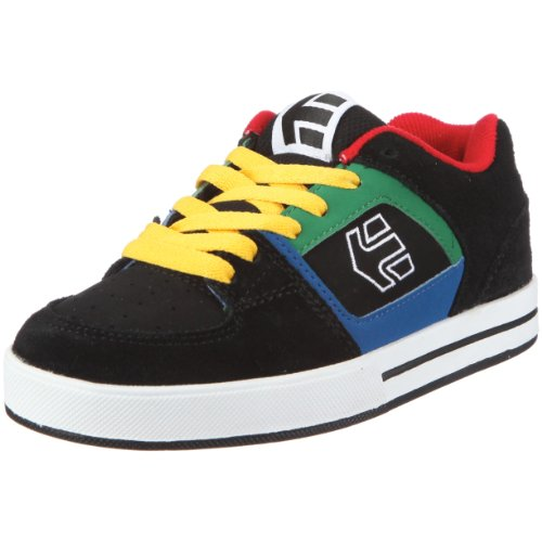 Etnies Ronin Skate Shoe (Toddler/Little Kid/Big Kid),Assorted Dark,5 M Us Big Kid front-37848