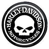 【HARLEY-DAVIDSON】ハーレーダビッドソン スカル パブライト HDL-15624