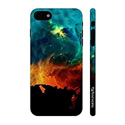 Enthopia Designer Hardshell Case Coloured sky Back Cover for Apple iPhone 7