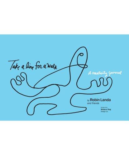 Take a Line for a Walk: A Creativity Journal