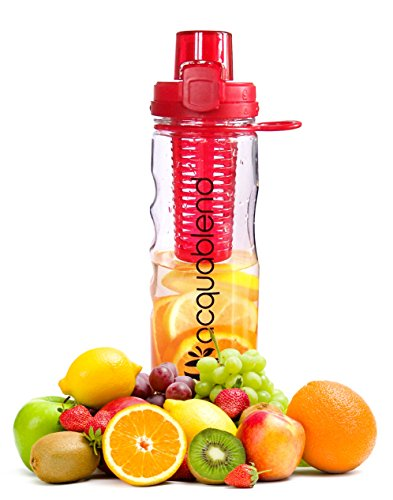 water bottle with fruit infuser fruits basket characters