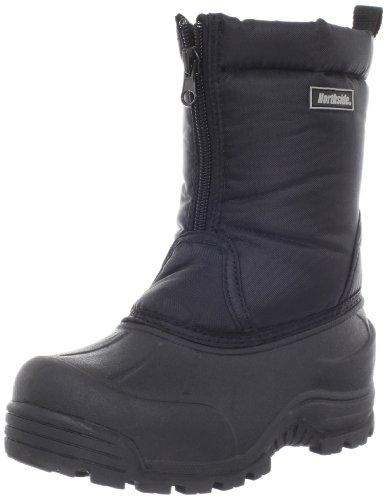 Northside Icicle Winter Boot (Toddler/Little Kid/Big Kid),Black,13 M Us Little Kid