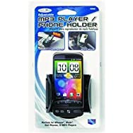 Custom Accessories10950MP3/Phone Holder-PHONE/MP3 HOLDER