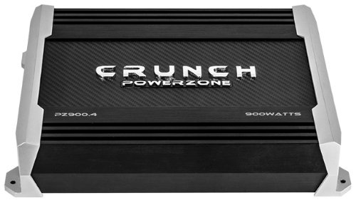 Crunch Pz900.4 Powerzone Car Amplifier
