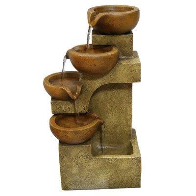 Alpine Tiering Pots Fountain
