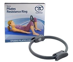 Pilates-Mad Anneau de Pilates à double poignée