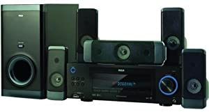 Home Theater System with 1000W Audio Receiver