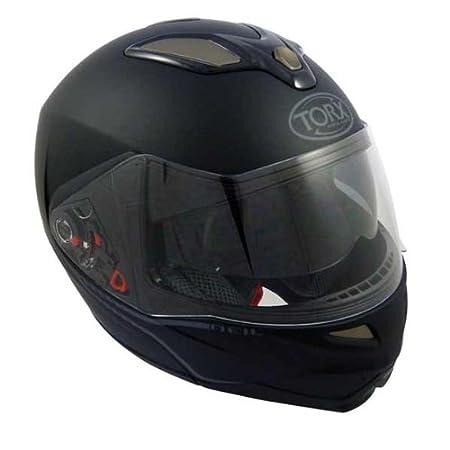 Casque Moto modulable NEIL Noir mat Taille XS