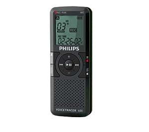 Philips LFH 0602 Voice Tracer 1 GB Digitaler Diktiergerät