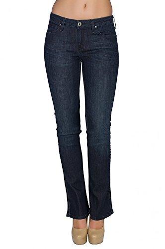 Lee Emelle Slim avvio Jeans donna blu L364SKWC, Size:W27/L33