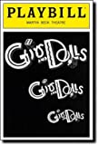 GUYS AND DOLLS - PLAYBILL - SEPTEMBER 1993 - VOL. 93 - NO 9