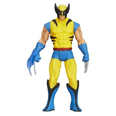 Warrior Claw Wolverine Action Figure by Hasbro