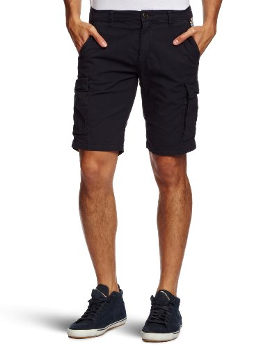 Franklin & Marshall PAMR946S13 Men's Shorts Navy W30INxL32IN