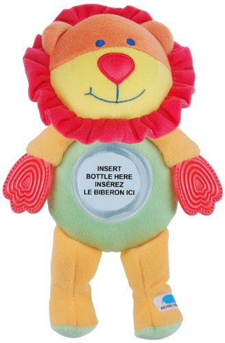 Petite Creations Baby Bottle Buddy, Safari Lion