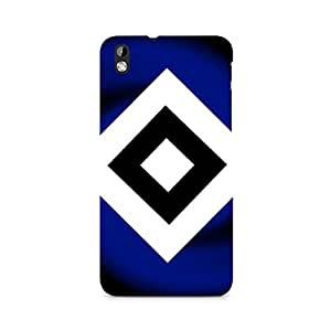 TAZindia Designer Printed Hard Back Case Mobile Cover For HTC Desire 816