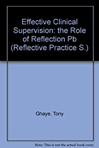 The role of the reflective practitioner