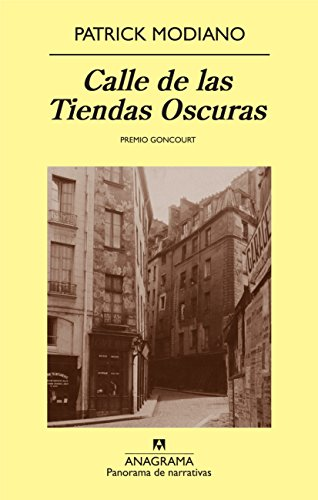 Calle De Las Tiendas Oscuras descarga pdf epub mobi fb2