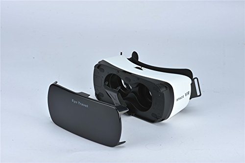 VR SPACE Virtual Reality Glasses Headset 3D Glasses VR Box Movie Game Head Mounted Display