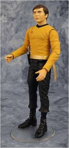 Buy Low Price Diamond Select Star Trek: Entertainment Earth Exclusive 'Mirror, Mirror' Chekov Action Figure (B000HBVH6I)
