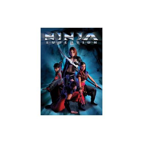 Amazon.com: Ninja Evolution: Chona Jason, Davinda Blue