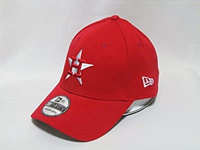 Houston Astros New Era 39Thirty Cap Medium-Large Red
