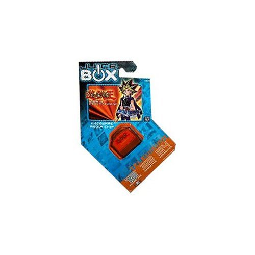 Juice Box Juiceware YU-GI-OH! Media Chip Episode 175 by Mattel