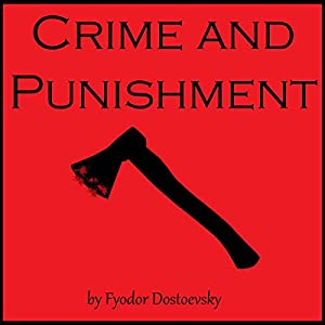 Crime and Punishment Hörbuch