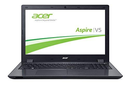 Acer Aspire V 15 (V5-591G-75GP) 39,62 cm (15,6 Zoll Full HD) Notebook (Intel Core i7-6700HQ (Skylake), 8GB DDR4-RAM, 256GB SSD, NVIDIA GeForce GTX 950M, Win 10 Home) schwarz