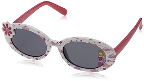 Disney Disney Oval Sunglasses (White) (SG100014)