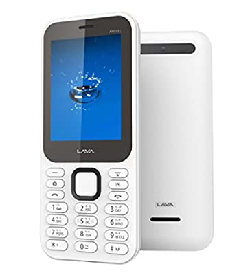 Lava ARC 12 Plus (White)