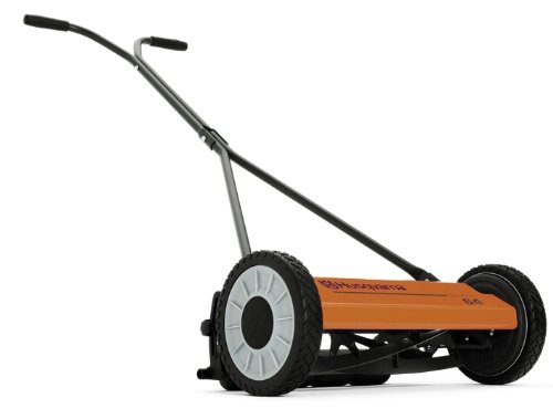 Husqvarna 64 16-Inch Push Reel Lawn Mower picture