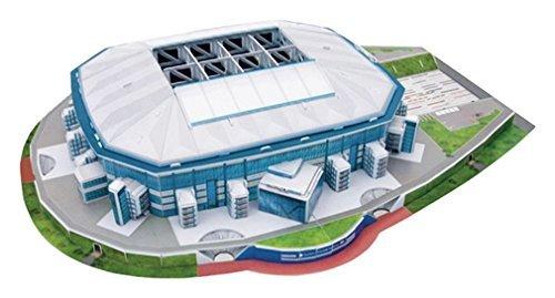 Giochi preziosi 70002131 3d stadion puzzle veltins arena for Ideales fachwerk