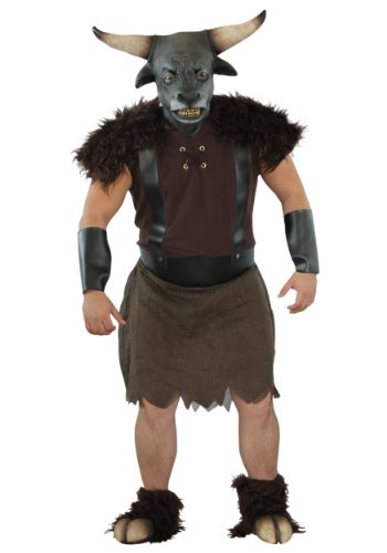 [Adult Taurus Costume (Standard)] (Minotaurus Costumes)