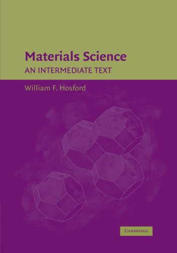 Materials Science: An Intermediate Text