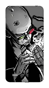 UPPER CASE™ Fashion Mobile Skin Vinyl Decal For Vivo Y17T [Electronics]