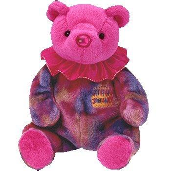 Ty Beanie Baby January Birthday Bear MWMT (Mint with Mint Tags) - 1