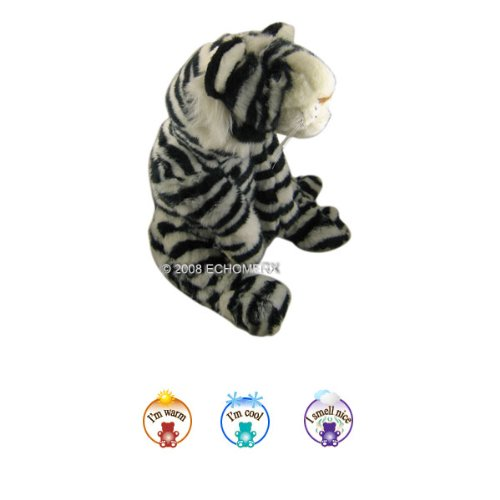 Aroma Bengal Tiger - Aromatherapy Stuffed Animal - Hot And Cold Therapy