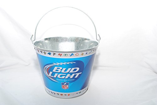 bud-light-nfl-beer-bucket-galvanised-tin-with-handle