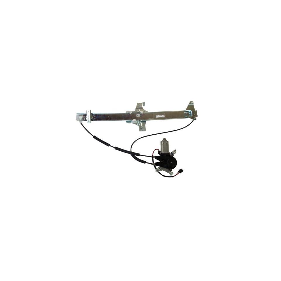 TYC 660233 Ford Econoline Van Power Front Right Replacement Window Regulator