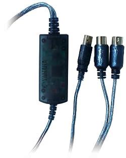 YAMAHA USB-MIDIインターフェース UX-16